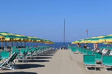 Bagno Riviera a Marina di Pietrasanta